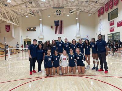 La Salle Defeats Flintridge Sacred Heart in Four Games