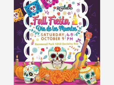 The Fall Fiesta/Dia de los Muertos