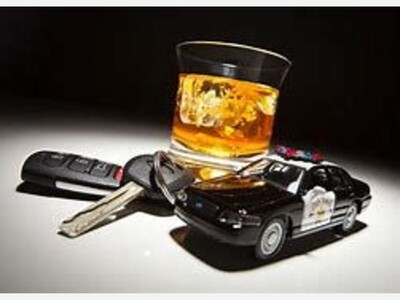 Arcadia DUI/Driver License Checkpoint
