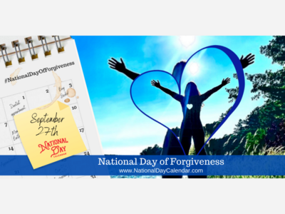 National Day of Forgiveness