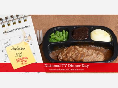 National National TV Dinner Day